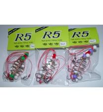 ตะกร้อพวงเต็มวง R5 (เดี่ยว)